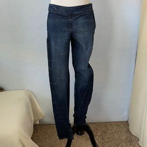 Grass Collections Dark Wash Jeggings